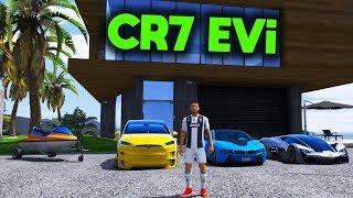 Recep Abi ile Ronaldonun Evini Arabalarını Geziyoruz