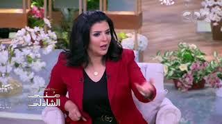في معكم منى الشاذلي | ابنة نجيب محفوظ تنفي التصريح بضياع مقتنيات والدها من متحفه