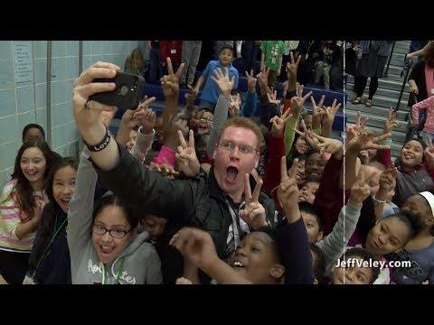 Anti-Bullying Youth Motivational Speaker Jeff Veley
