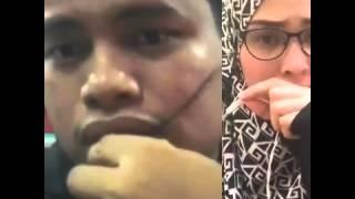 Medley Lagu Melayu 90an. Darwis Kalirab FT FSL-atiqAnachy @ Atiq Puteri.