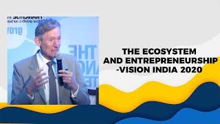 The ecosystem and entrepreneurship