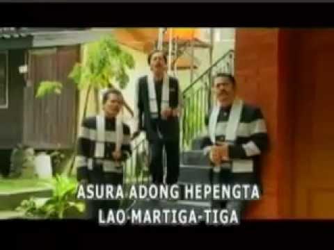 SUPIR PANJANG - TRIO AMSISI 2000