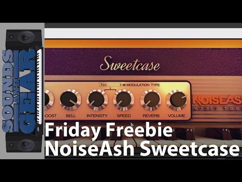 Friday Freebie: NoiseAsh Sweetcase EP Plugin