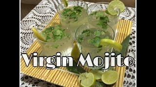 How To Make The Best Virgin Mojito (quick And Easy)