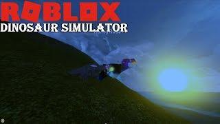 Roblox Dinosaur Simulator - The Baby Squad! *my gal baro died*
