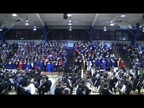 IMEA District I Senior Chorus - Faithful Over a Few Things