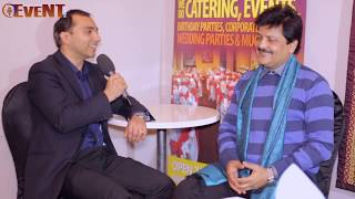 Udit Narayan Talks with Event News Interview by Nitin Madan