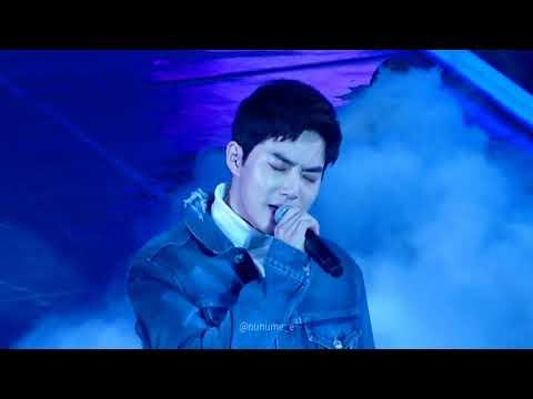 180203 엑소(EXO) 유니버스 (Universe) 수호 focus - 네이처 리퍼블릭 엑소 팬 페스티벌(Green Nature 2018 EXO FAN Festival)