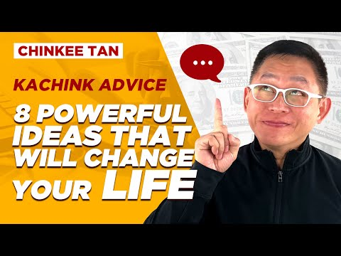 SELF TIPS: 8 Powerful Ideas That Will Change Your Life