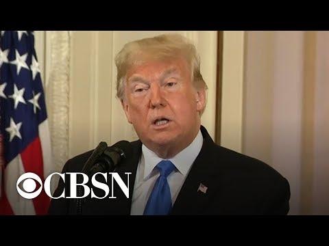 Trump lists Republicans who didn\'t want his \