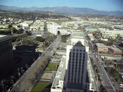 LA City Hall Observation Deck