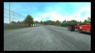 F1 2009 Wii clip
