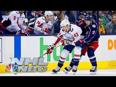 Washington Capitals vs. Columbus Blue Jackets I Game 3 I NHL Stanley Cup Playoffs I NBC Sports