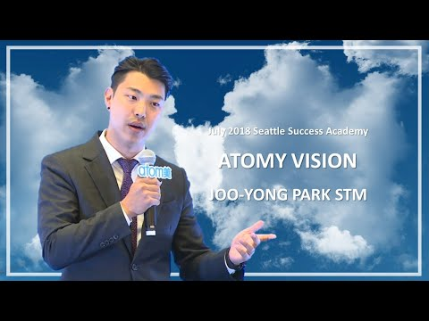 Atomy-July 2018 Seattle Success Academy Atomy Vision By Joo-Yong Park STM - 51M58S (00025)