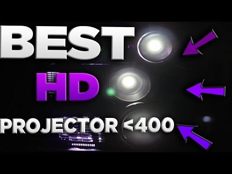 BEST HD PROJECTOR UNDER $400 2017 | Acer H5380BD Projector Review