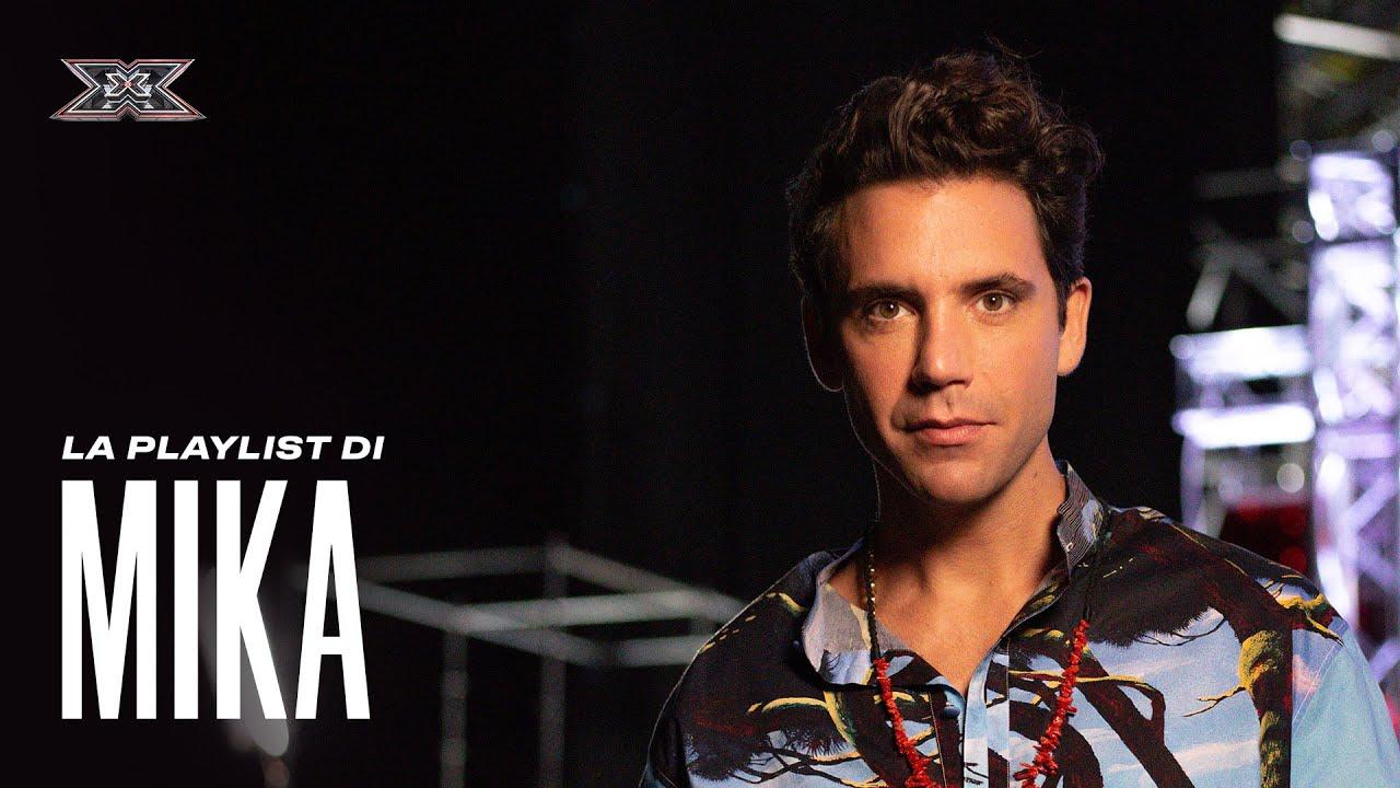 #XF2020: La playlist di Mika