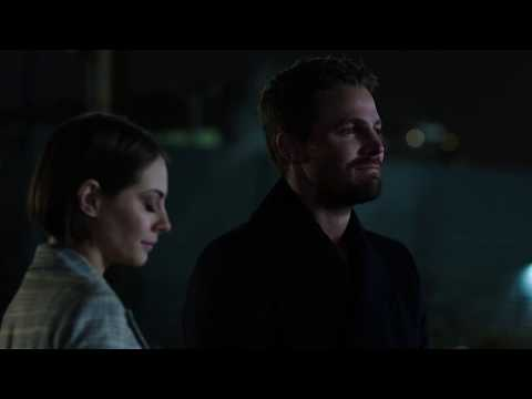 Olicity 6.16 - Part 5 Nyssa & Oliver Marriage Finally Annulled + Thea's Goodbye