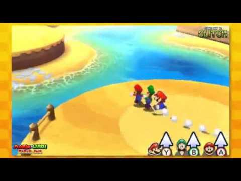 Mario And Luigi Dream Team 3ds Rom Emulator Mario And Luigi