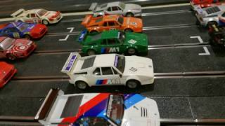 PROCAR SERIES SCALEXTRIC CON BMW M1 ORIGINAL DE 1981