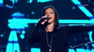 "The Voice of Poland IV - Juan Carlos Cano - ""Hold The Line"" - Live III"