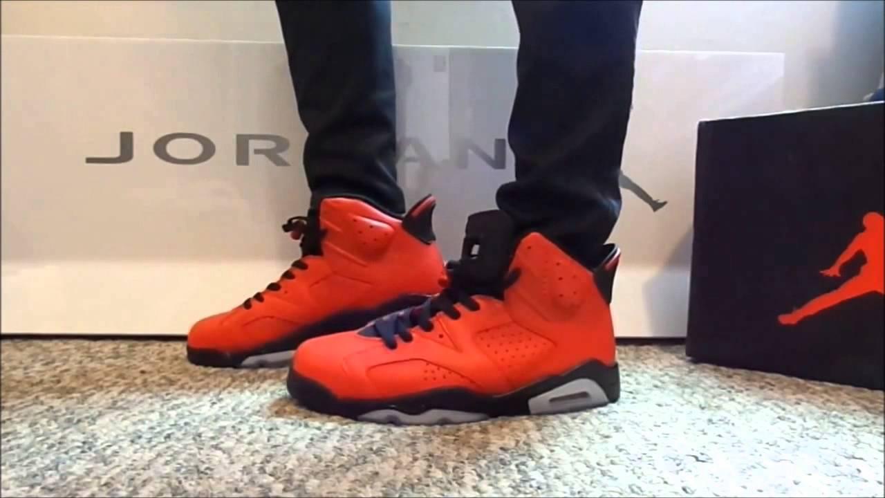 a9be6ac0a49 Air Jordan Retro 6 VI Toro (Perfect Grade) + On Feet! - YouTube