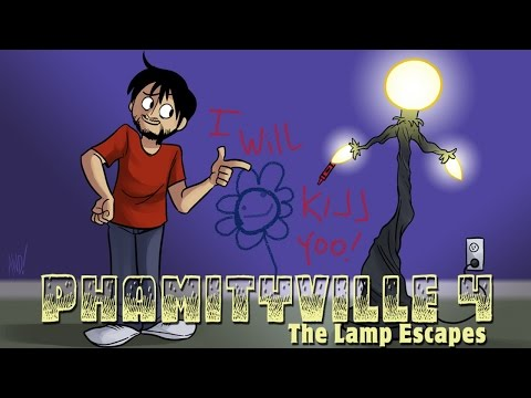 Amityville 4: The Lamp Escapes - Phelous