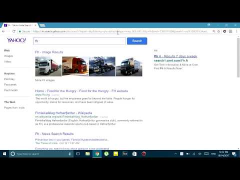 How To FIX Google Chrome Search Engine after Hijack by Yahoo (Spigot Malware) 2017  pt.1