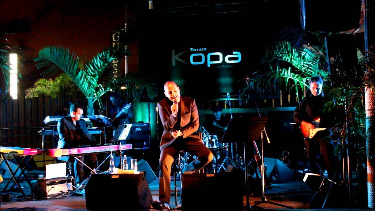 Gerson Galvn en concierto 90 MINUTOS Terraza Kopa Las