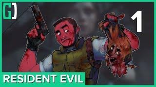 [1] Resident Evil Remaster w/ GaLm