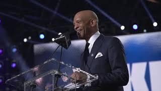 Drew Pearson NFL Draft Speech