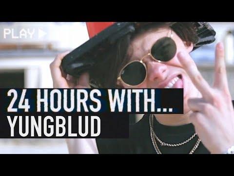 YUNGBLUD in Bondi + Making Koala Besties | 24 Hours With...