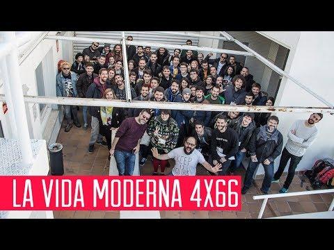 La Vida Moderna 4x66...es despedirte de un difunto dándole 'tus dieses'