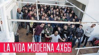 La Vida Moderna 4x66...es despedirte de un difunto dándole