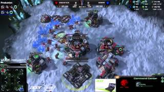 Innovation vs. Xenocider (ATC) - EG vs. Acer - Game 3 - StarCraft 2