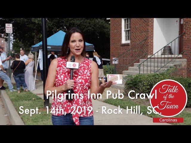 Pilgrims Inn Pub Crawl Rock Hill