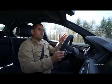 BMW M5 Flatout on the Autobahn:/DRIVE on NBC Sports