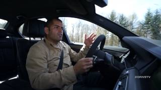 BMW M5 Flatout on the Autobahn:/DRIVE on NBC Sports
