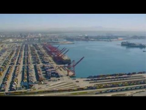 Port of Long Beach CEO: Trade drives high-paying jobs