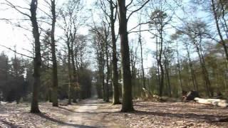 Bicycle trip: Zeist - Soesterberg - Leusden Zuid - Maarn - Driebergen - Zeist [ZSLzMDZ]