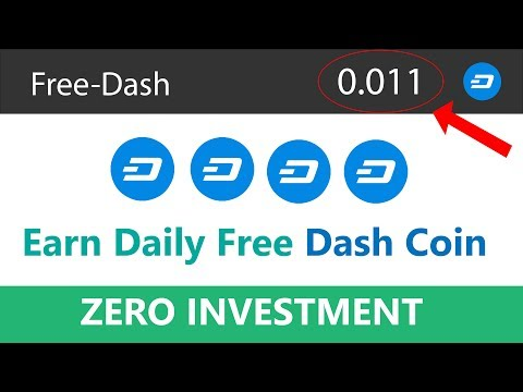 Free-Dash.com - Earn Free Dash Coin - New Free Dash Coin Earning Site 2020 - New Free Sites 2020