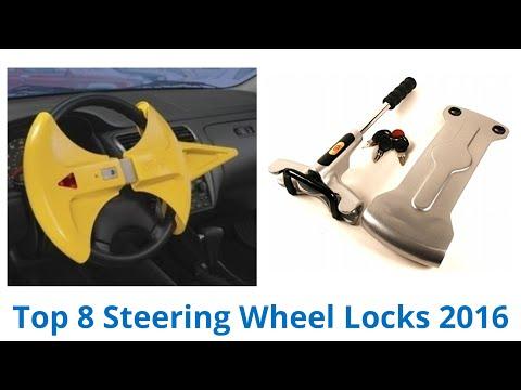 8 Best Steering Wheel Locks 2016