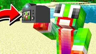 REAL WORKING MINECRAFT CAMERA!