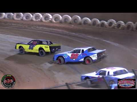Placerville Speedway Pure Stocks Main Event Highlights from June 1st, 2019