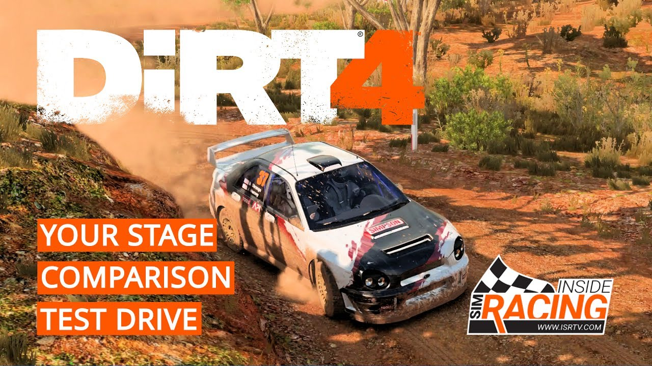 dirt 4 ps4 gameplay your stage australia comparison test. Black Bedroom Furniture Sets. Home Design Ideas