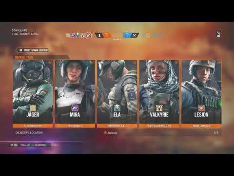 Rainbow Six Siege: IcePhantom The Walk Hacker w/ YahomeboyJesus