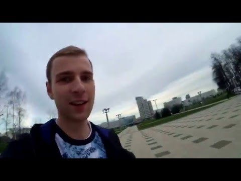 отзыв о гироскутере в Минске. Максим Пушкин