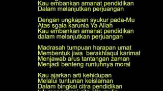 Hymne dan Mars Madrasah Indonesia