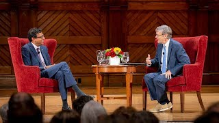 A Conversation on Being Mortal with Dr. Atul Gawande - Convocation 2018