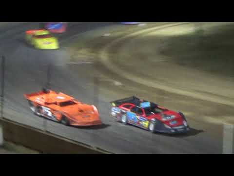 Late Model Speical Race at Crystal Motor Speedway, Michigan on 09-16-2017!!