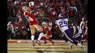 Vikings Vs 49ers First Half Divisional Round Highlights | 2019-20 NFL Playoffs